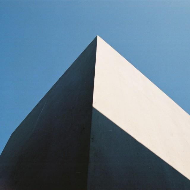 """The Holocaust Memorial, Berlin"" stock image"