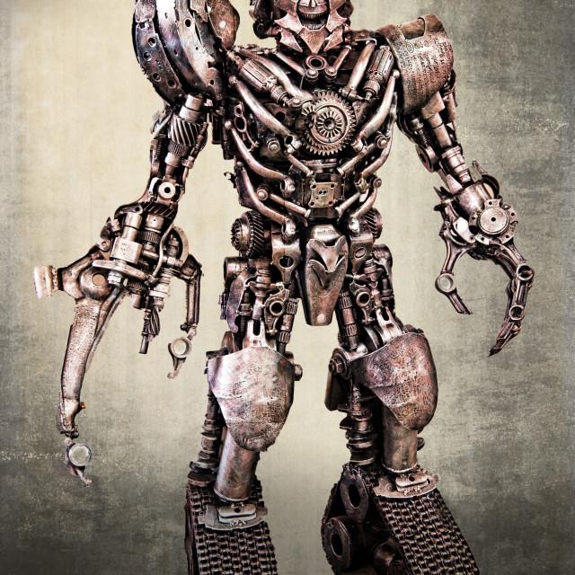 """Robot"" stock image"