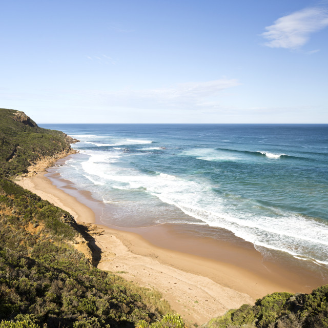 """Great Ocean Road"" stock image"