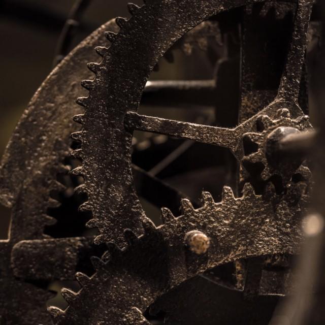 """Clockwork"" stock image"