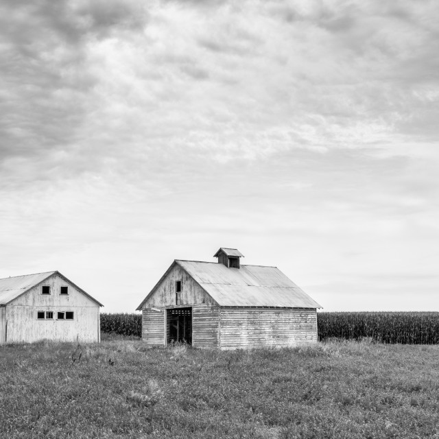 """Barns"" stock image"