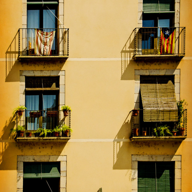 """Catalan Apartment"" stock image"