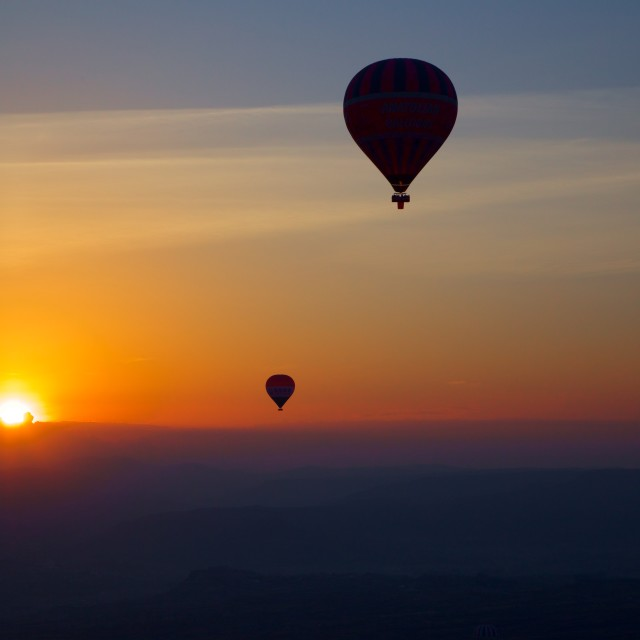 """Flying"" stock image"