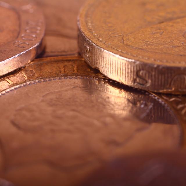 """UK sterling"" stock image"