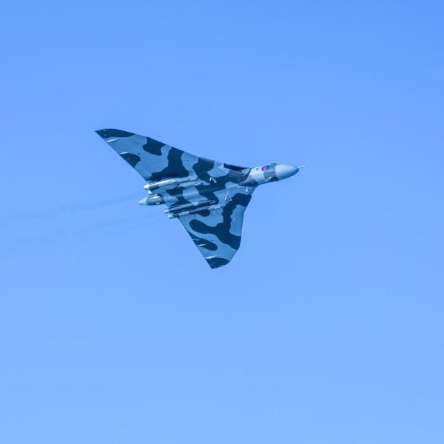 """Vulcan Aircraft"" stock image"
