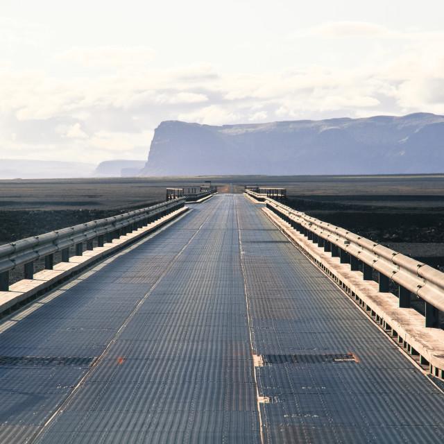 """Iceland Road 3"" stock image"