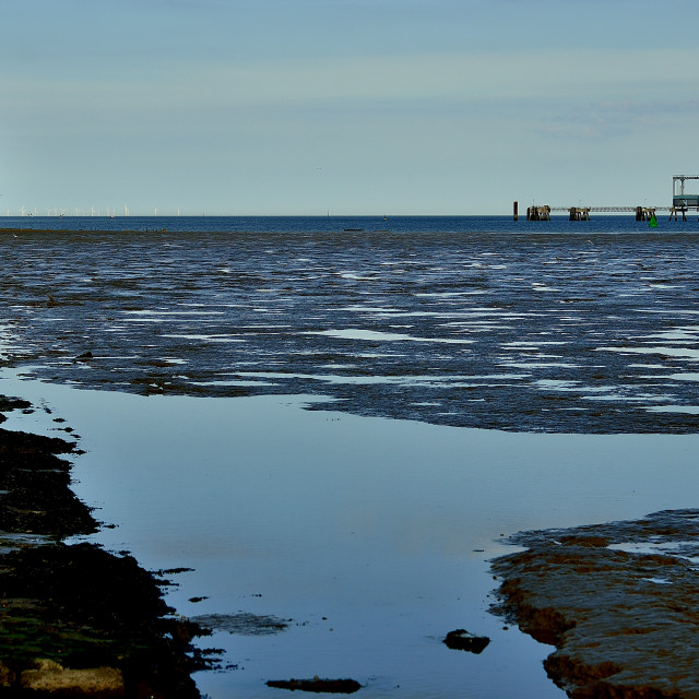 """Isle of Grain"" stock image"