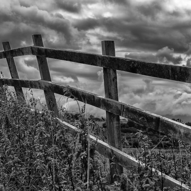 """""""Fence."""" stock image"""