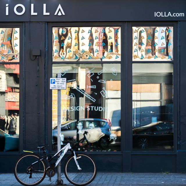 """""""iolla design studio"""" stock image"""