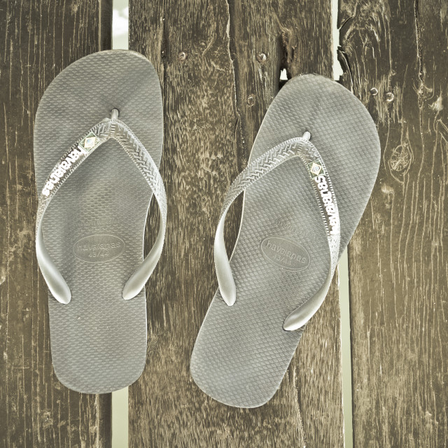 """""""Flip-flops"""" stock image"""
