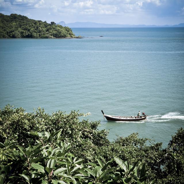 """Koh Por Island"" stock image"
