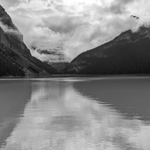"""Canada - Lake Louise"" stock image"
