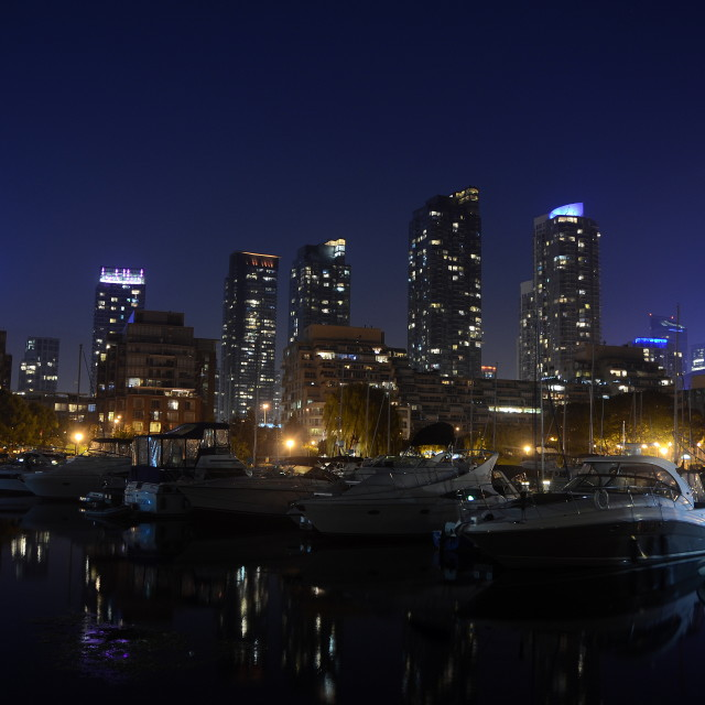 """Harbourfront"" stock image"
