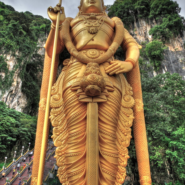 """Lord Murugan"" stock image"