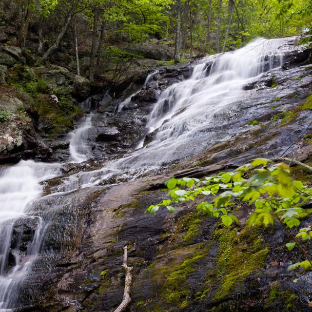 """Overall Run waterfall"" stock image"