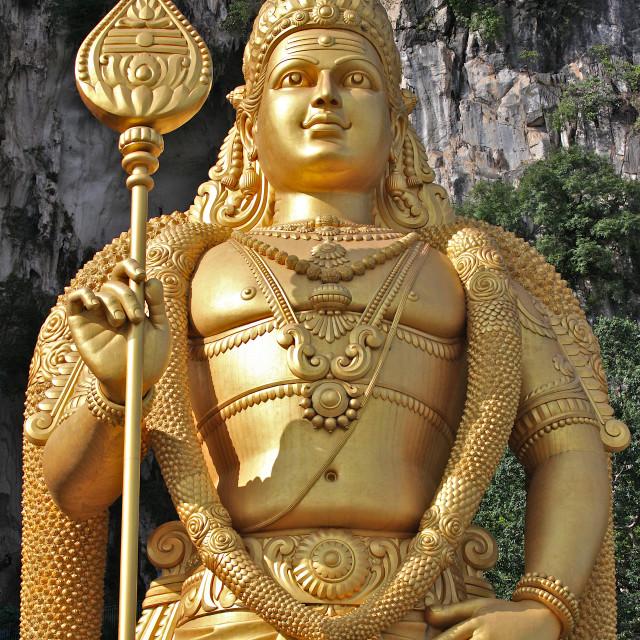 """""""Lord Murugan"""" stock image"""