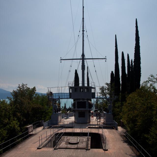 """""""Puglia monument"""" stock image"""
