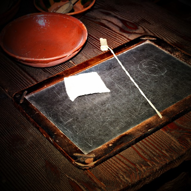 """""""iPad - how it all started."""" stock image"""