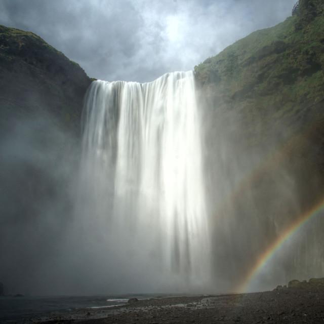 """Islanda"" stock image"