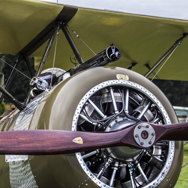 """Warplane"" stock image"