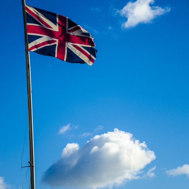 """union jack"" stock image"