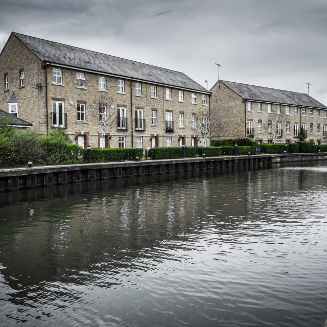 """""""Grand Union Canal"""" stock image"""