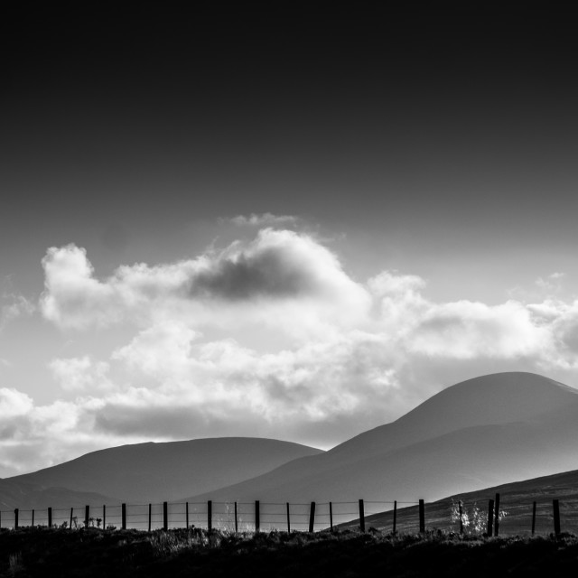 """Cairngorms"" stock image"