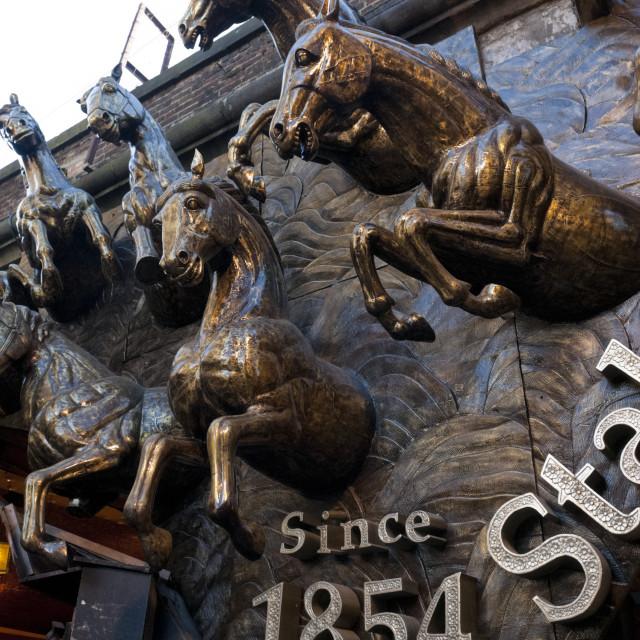 """Stables Market, Camden, London"" stock image"