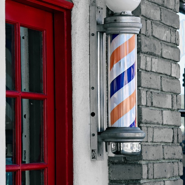 """Barber Shop"" stock image"