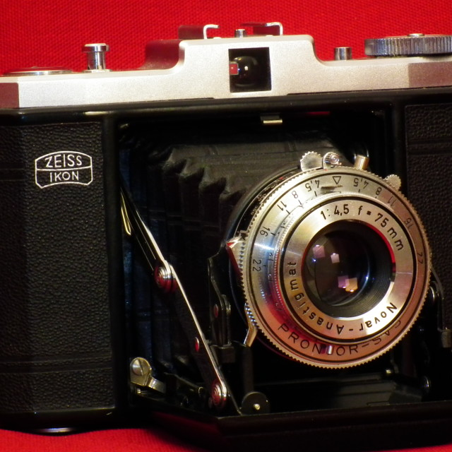 """Old camera"" stock image"