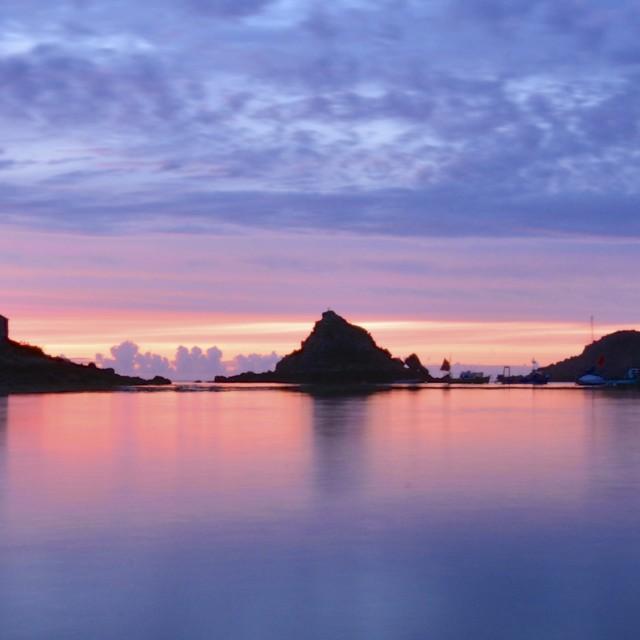 """""""Hangman's Island"""" stock image"""