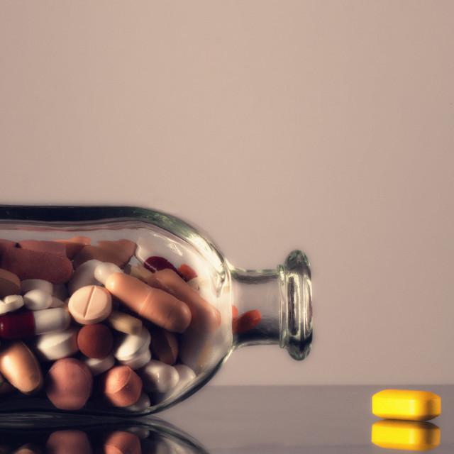 """Drugs"" stock image"