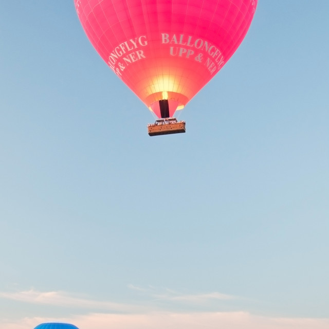 """Air balloons"" stock image"