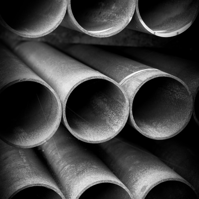 """Pipes"" stock image"