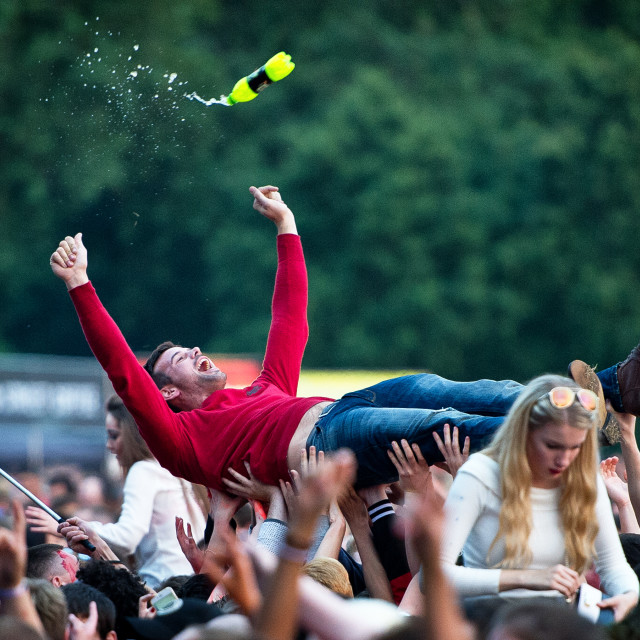 """Festival Fun"" stock image"
