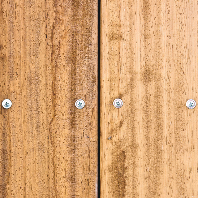 """Wooden panels"" stock image"