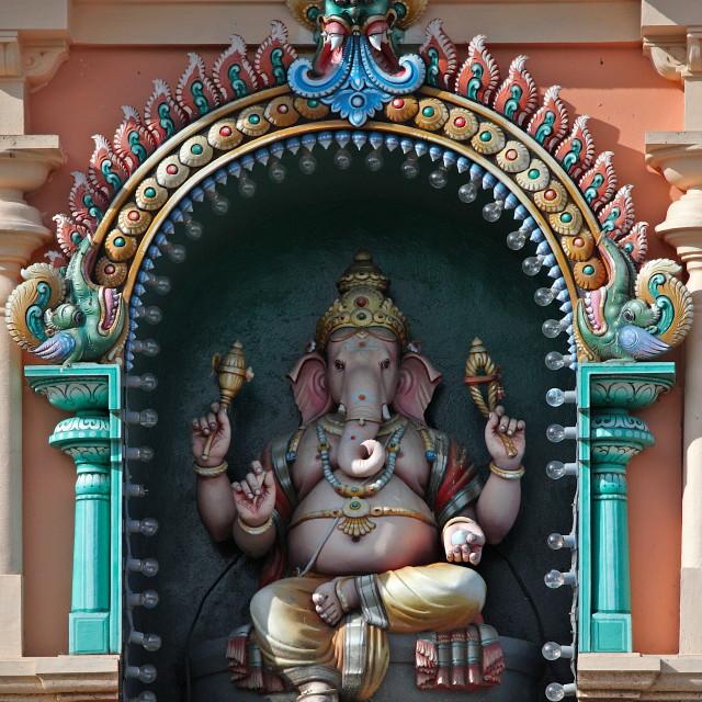 """Ganesh"" stock image"