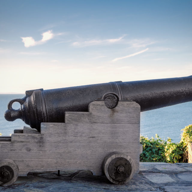 """""""Cannon"""" stock image"""