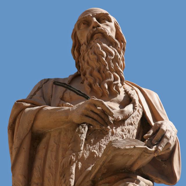 """Saint Jerome"" stock image"