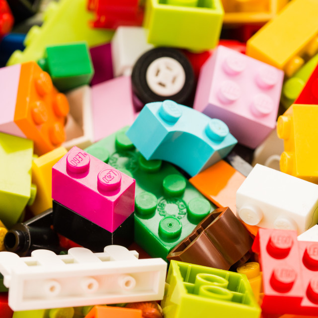 """""""Lego"""" stock image"""