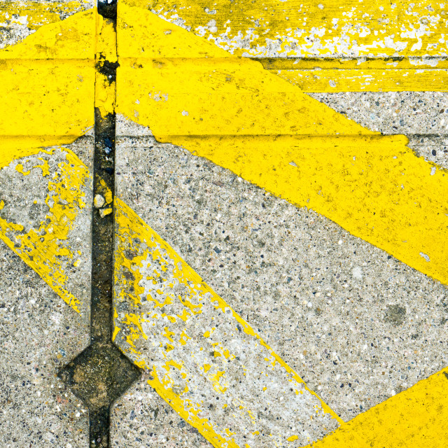 """Yellow lines"" stock image"