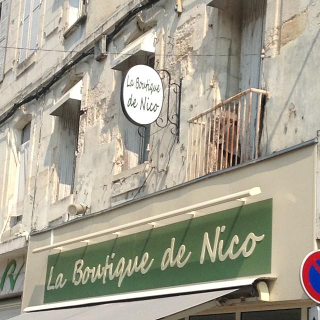 """French Cafe"" stock image"