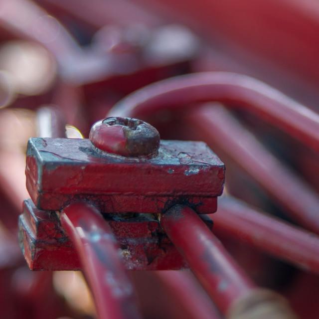 """""""Engine screw"""" stock image"""