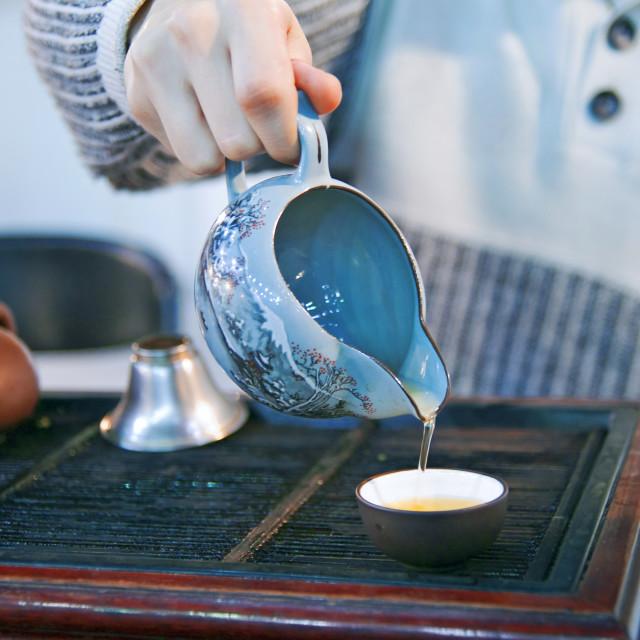 """""""tea ceremony"""" stock image"""