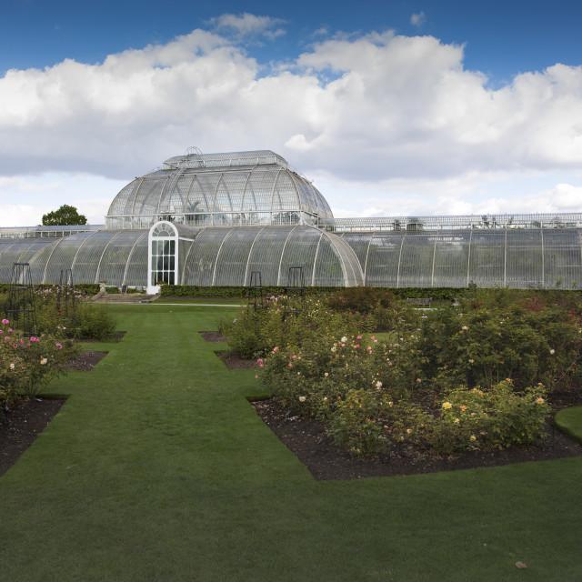 """Kew Gardens"" stock image"