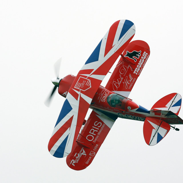 """Pitts S-2s"" stock image"