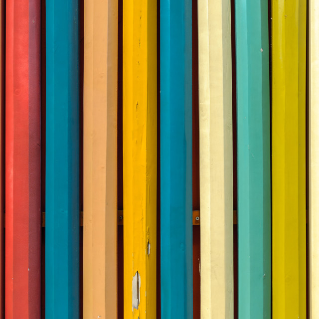 """""""Crayons. Colored Pencils. Colored pencils on white background and wood chips"""" stock image"""