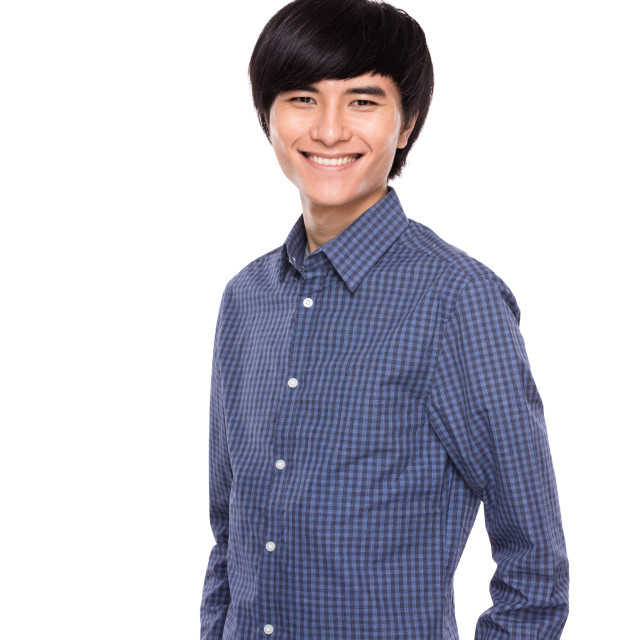 """""""Young man"""" stock image"""
