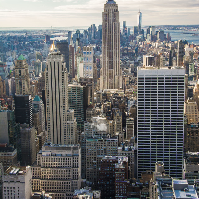 """""""Empire State"""" stock image"""