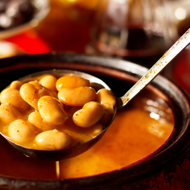 """bean soup"" stock image"